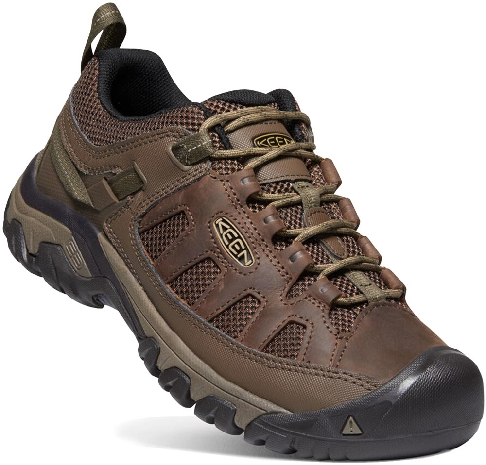 Keen Targhee Vent Men's Shoe Cuban Antique Bronze