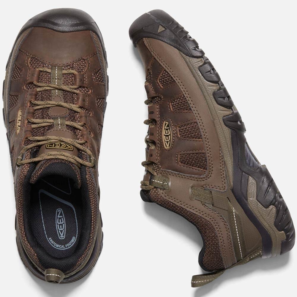 Keen Targhee Vent Men's Shoe - Dual Density EVA Footbed