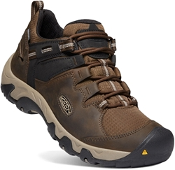 Keen Steens WP Men's Shoe Canteen Brindle