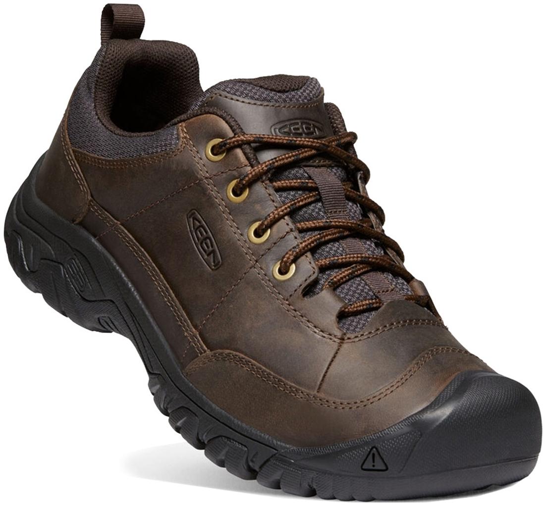 Keen Targhee III Oxford Men's Shoe Dark Earth Mulch