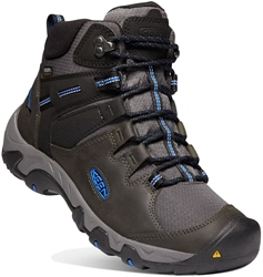 Keen Steens WP Mid Men's Boot Magnet Sky Diver