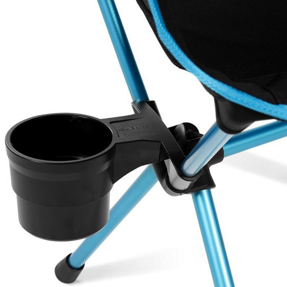 Helinox Cup Holder - Attached to Helinox chair