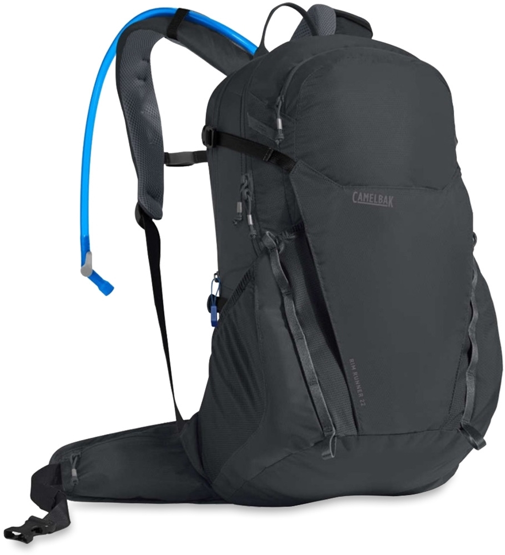 Camelbak Rim Runner 22 Hydration Pack Charcoal Graphite