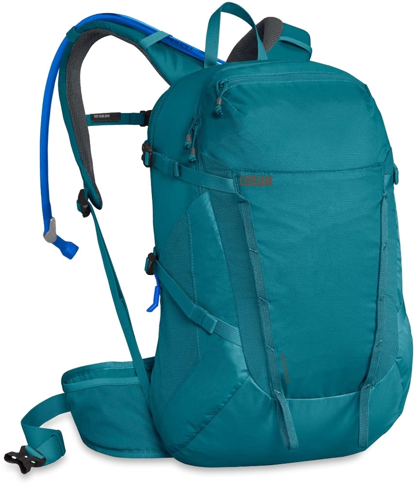 Camelbak Helena 20 Wmn's Hydration Pack Dragonfly Teal Charcoal