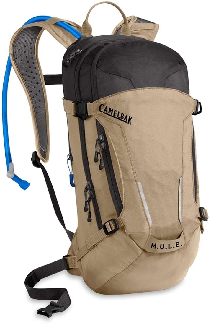 Camelbak M.U.L.E 3L Hydration Pack Kelp Black