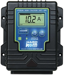 Hard Korr 15 Amp Waterproof PWM Smart Solar Regulator