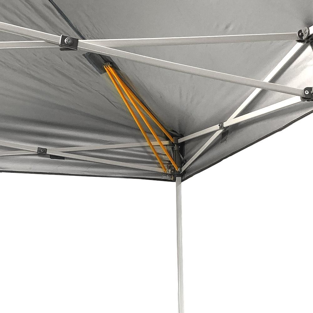 Oztrail Deluxe 4.5 Gazebo with Hydro Flow Anti Ponding Bars