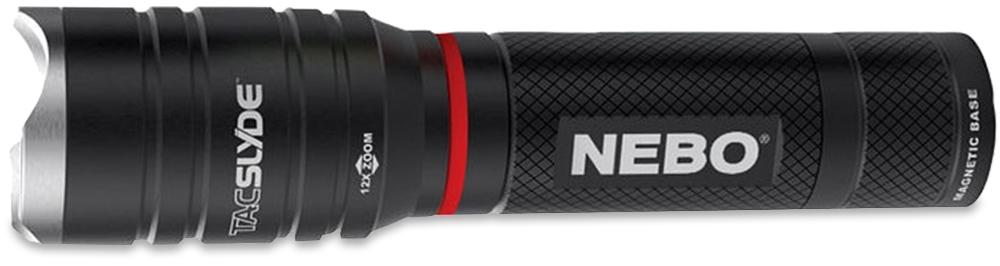 NEBO TAC SLYDE Flashlight, Work Light & Lantern