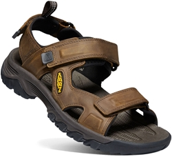 Keen Targhee III Open Toe Men's Sandal Bison Mulch