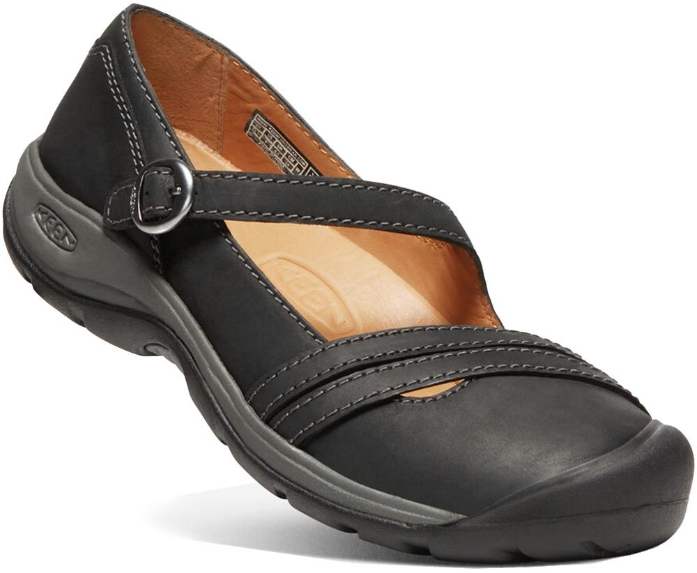 Keen Presidio II Cross Strap Wmn's Shoe Black Raven