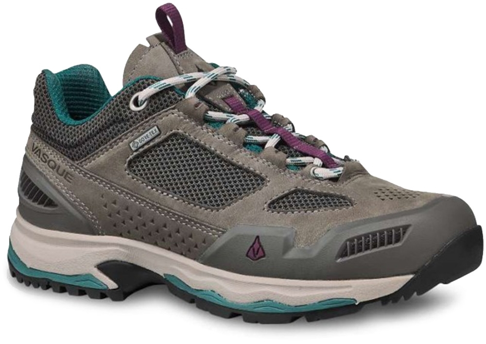 Vasque Breeze AT Low GTX Wmn's Shoe Gargoyle Everglade