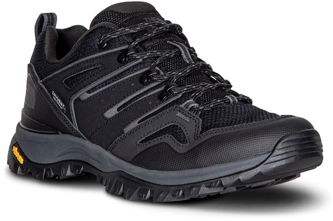 TNF Hedgehog Fastpack II WP Men's Shoe TNF Black Dark Shadow Grey