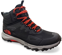 TNF Ultra Fastpack IV Mid FL Men's Boot TNF Black Fiery Red