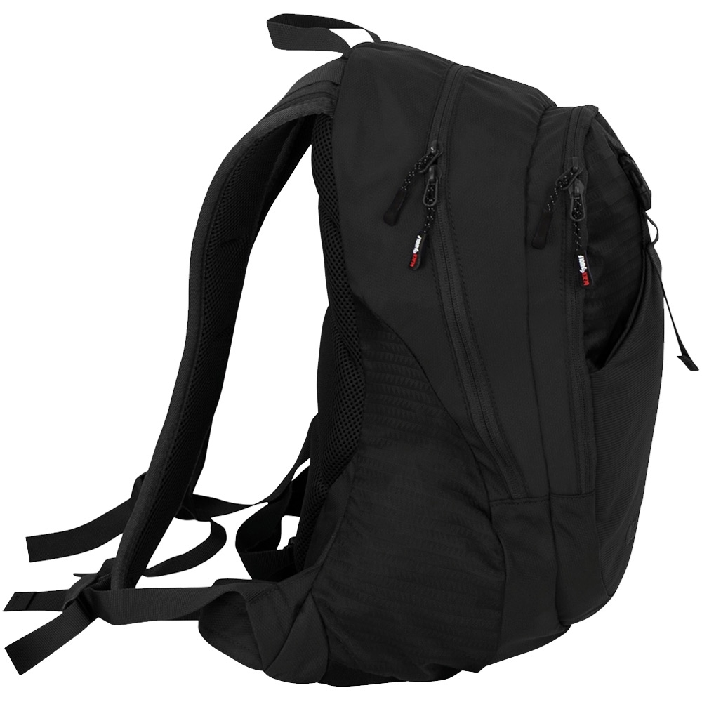 Black Wolf Arrow 20 Day Pack Side View 2