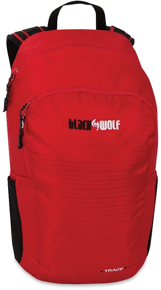 Black Wolf Trace 16 Day Pack True Red
