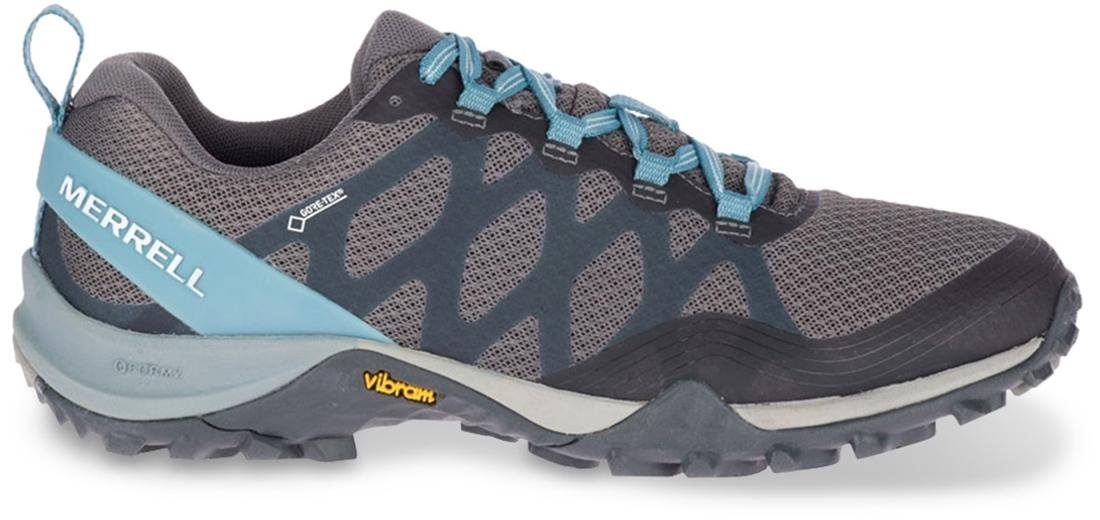 Merrell Siren 3 GTX Wmn's Shoe Blue Smoke