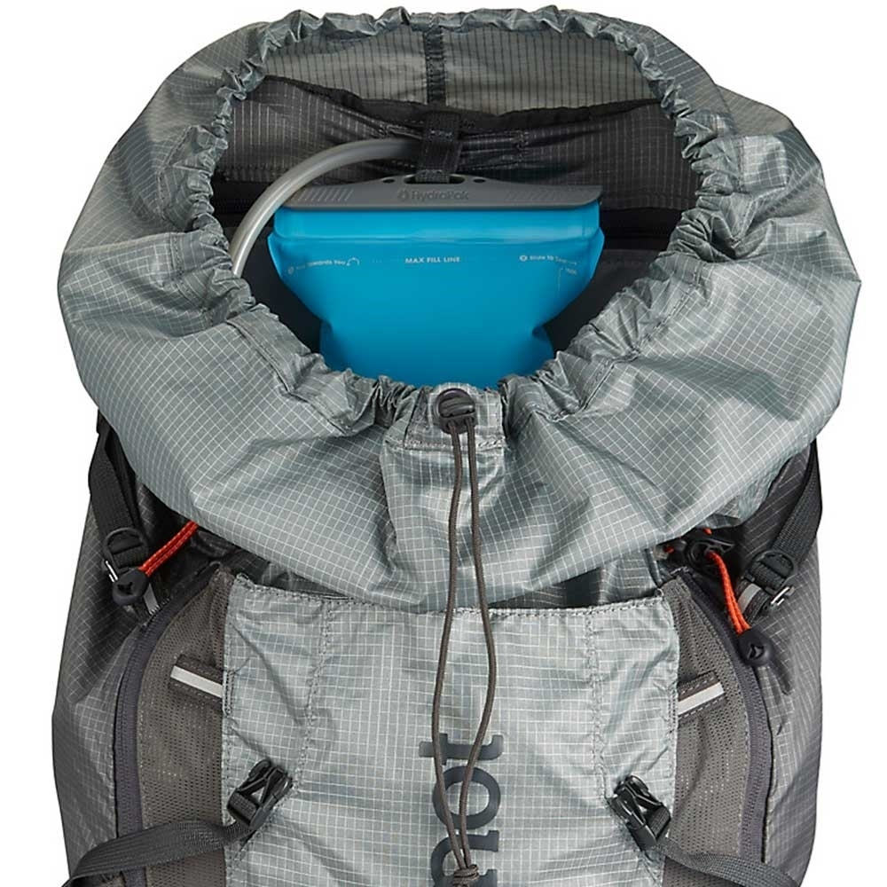 Marmot Graviton 48L Backpack - Hydration Port and Clip for Hanging Reservoir