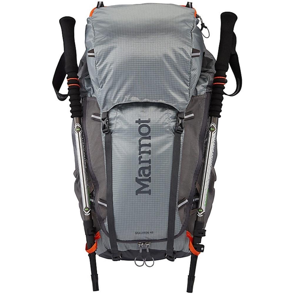 Marmot Graviton 48L Backpack - Dual Tool/Trekking Pole Attachment