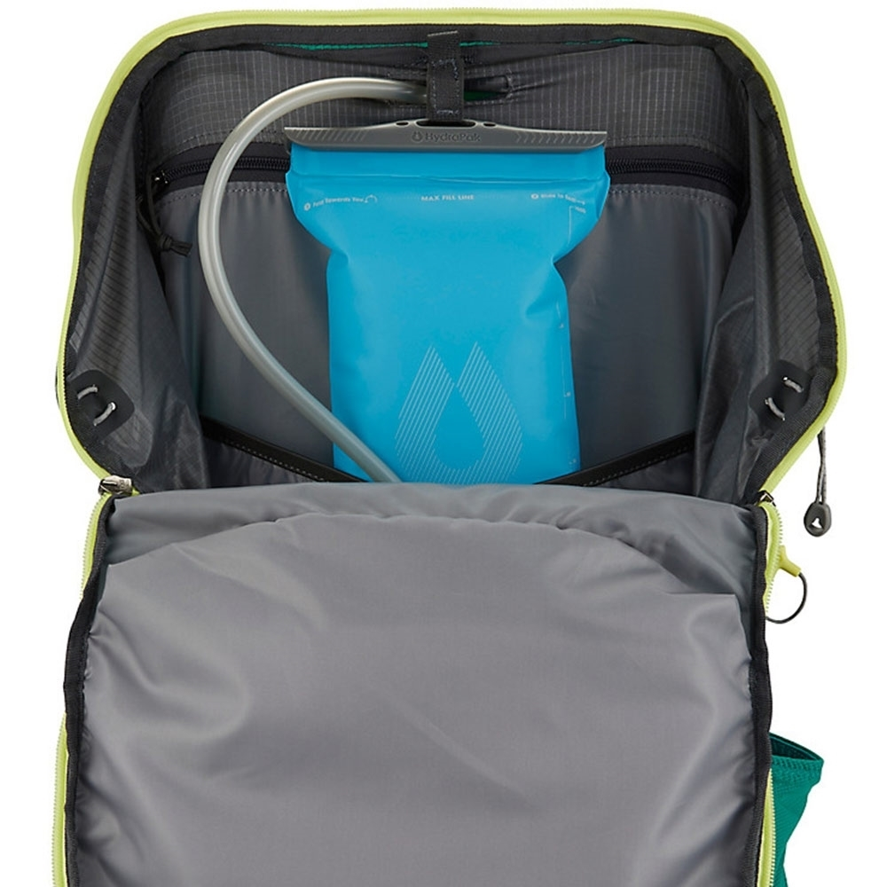 Marmot Graviton 36L Wmn's Backpack - Hydration Port and Clip for Hanging Reservoir