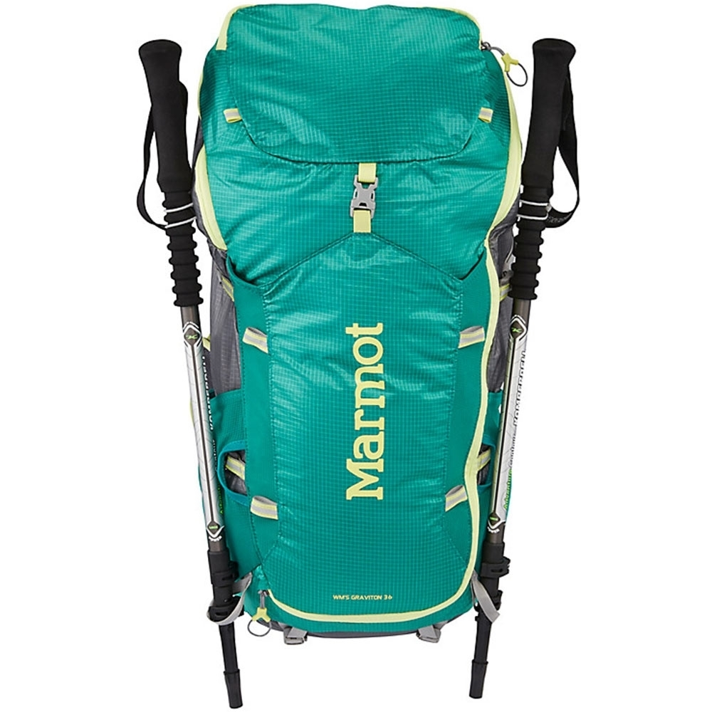 Marmot Graviton 36L Wmn's Backpack - Dual Tool/Trekking Pole Attachment