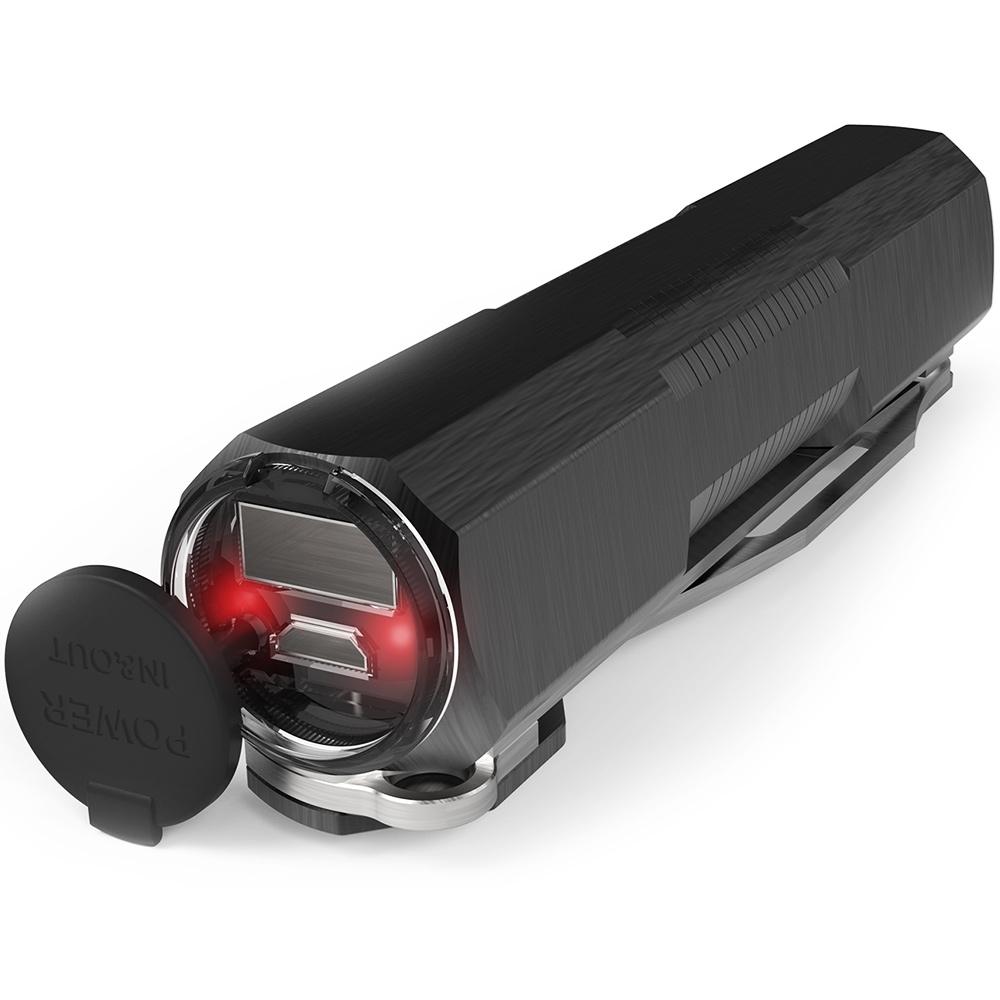 Nebo PAL+ 3 in 1 Power Bank + Flashlight + Folding Knife