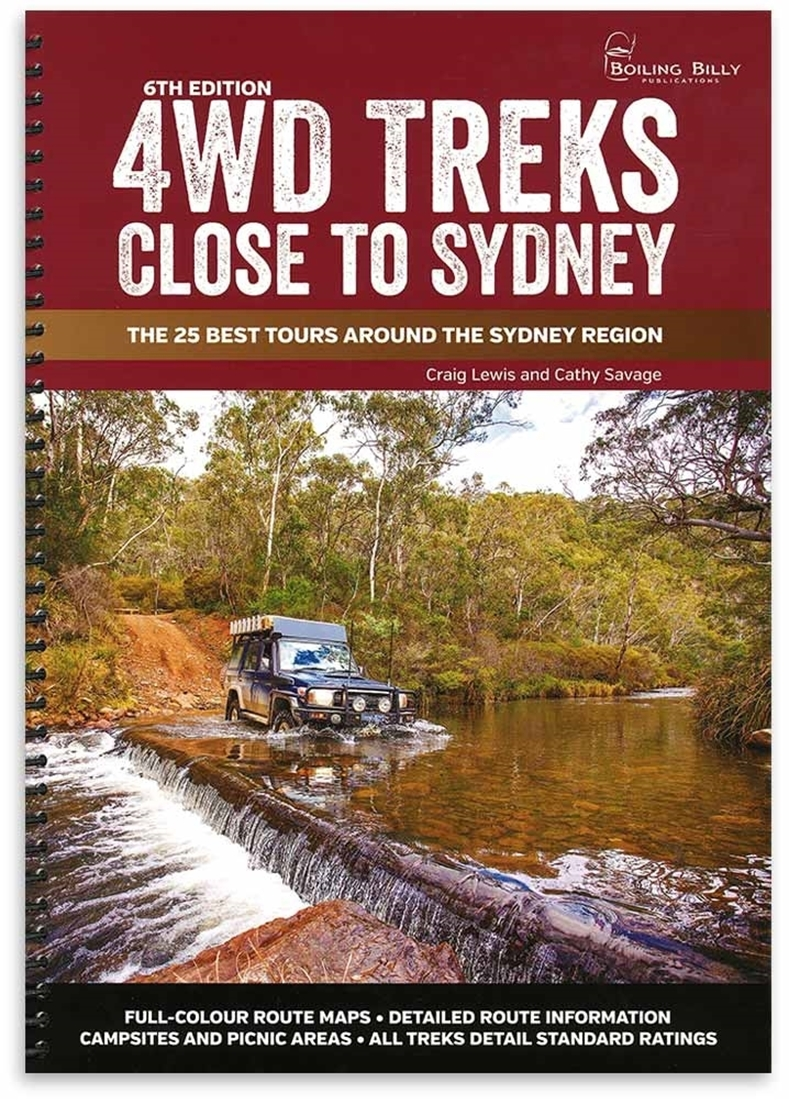 Boiling Billy 4WD Treks Close To Sydney