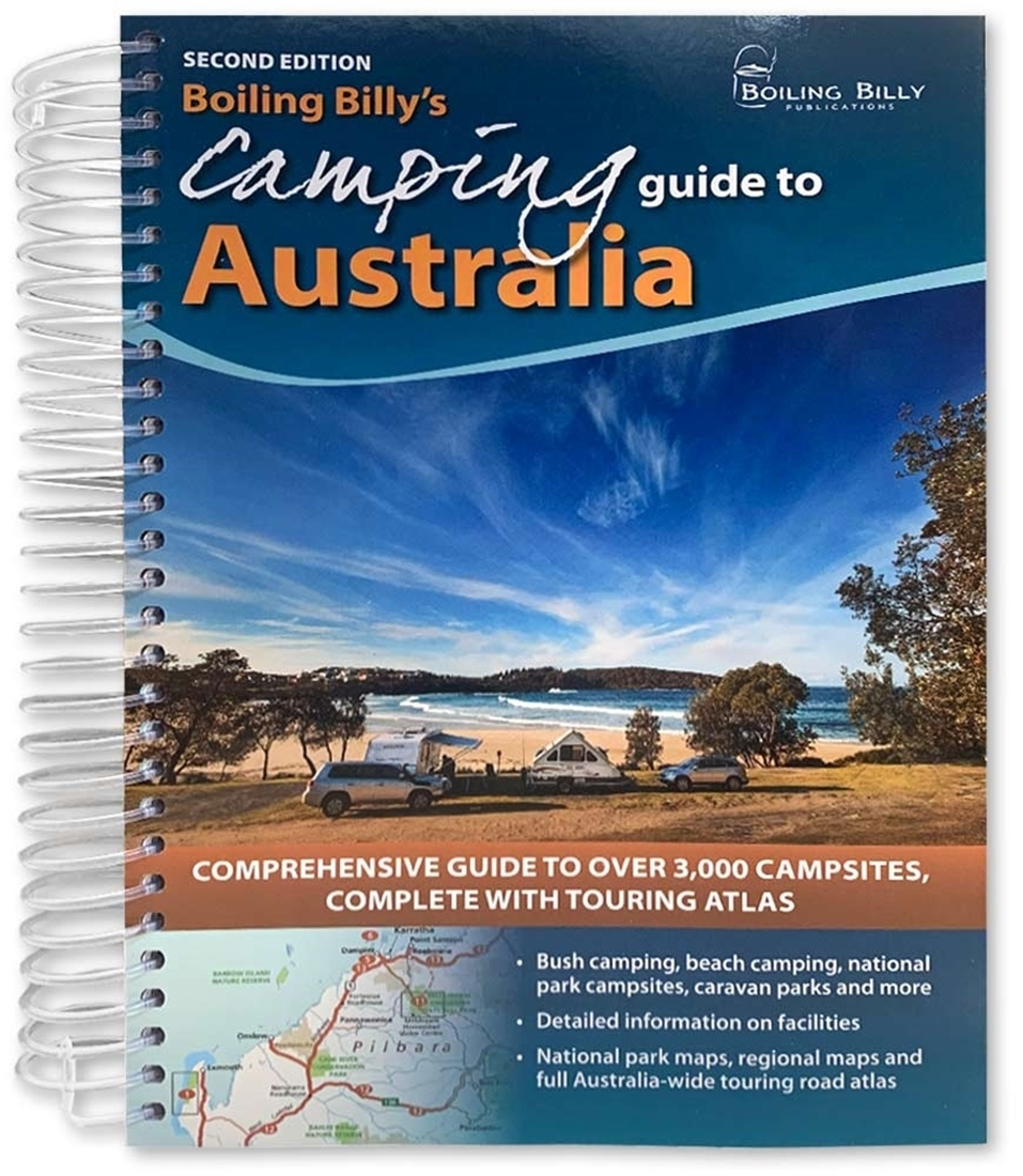 Boiling Billy Camping Guide to Australia Spiral-bound