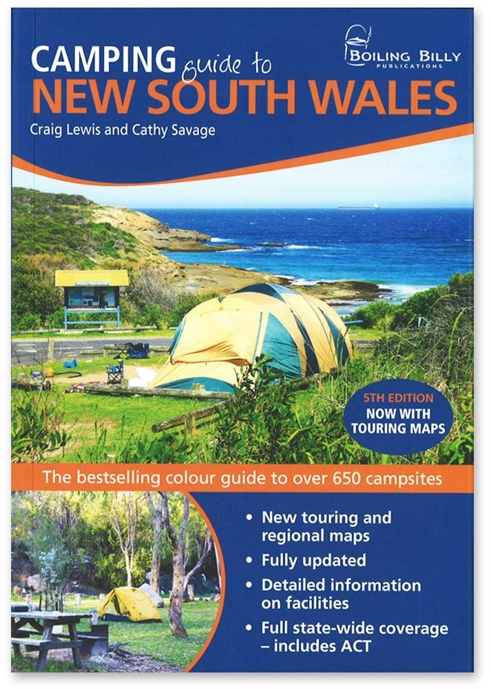Boiling Billy Camping Guide to New South Wales
