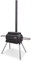 Ozpig Big Pig - Outdoor Cooking & Heating