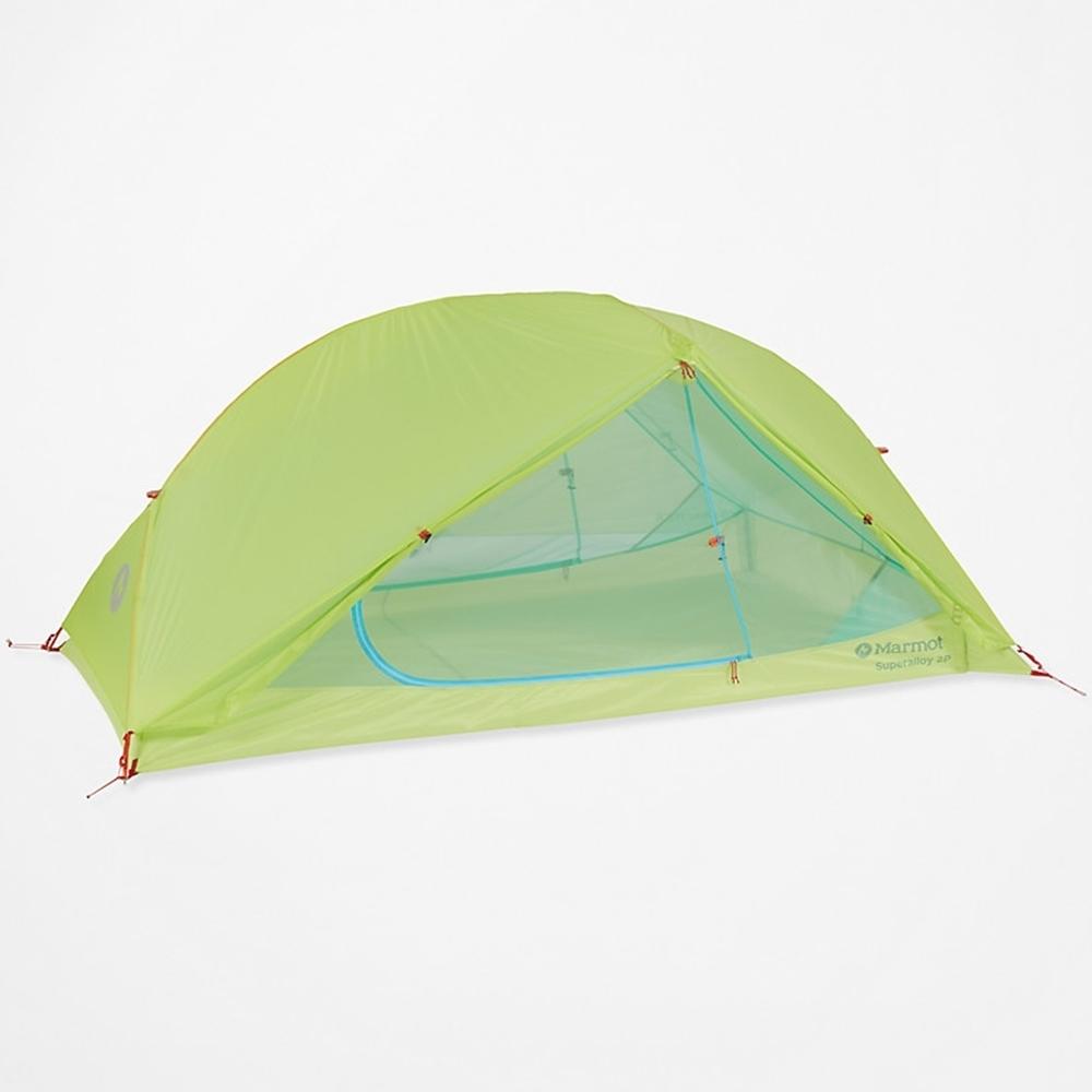 Marmot Superalloy 2P Tent - Vestibule Full Open
