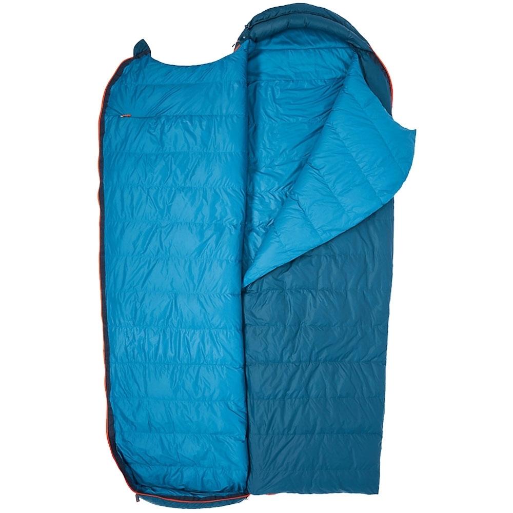 Marmot Yolla Bolly 15 Sleeping Bag - Dual Layer for Temperature Control