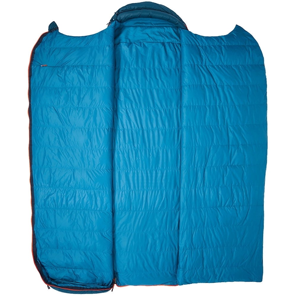 Marmot Yolla Bolly 15 Sleeping Bag - Opens fully to become a Quilt