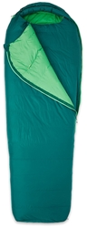 Marmot Yolla Bolly 30 Sleeping Bag LZ Botanical Garden Kelly Green Regular