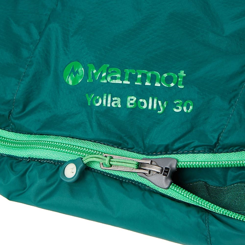 Marmot Yolla Bolly 30 Sleeping Bag - Anti-snag Zip