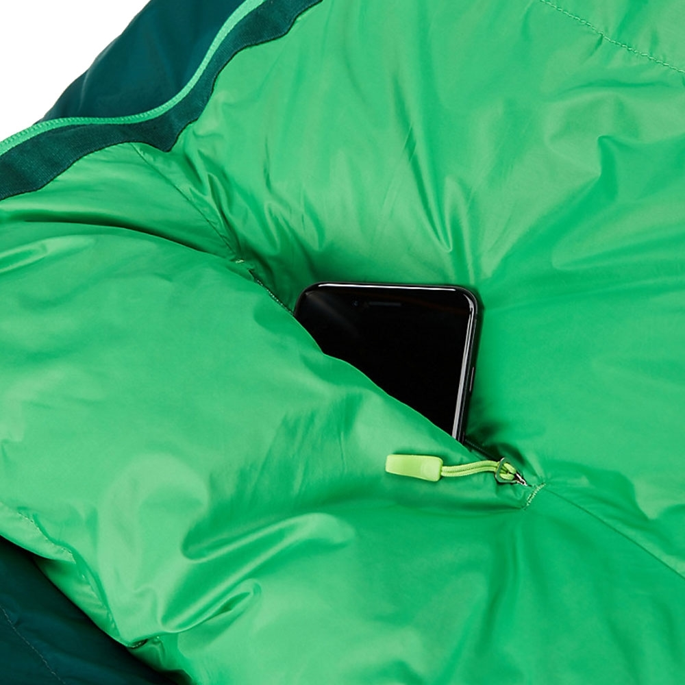 Marmot Yolla Bolly 30 Sleeping Bag - Internal Stash Pocket