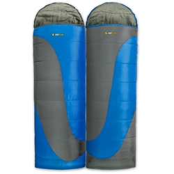 Oztrail Tasman Twin Pack Sleeping Bags