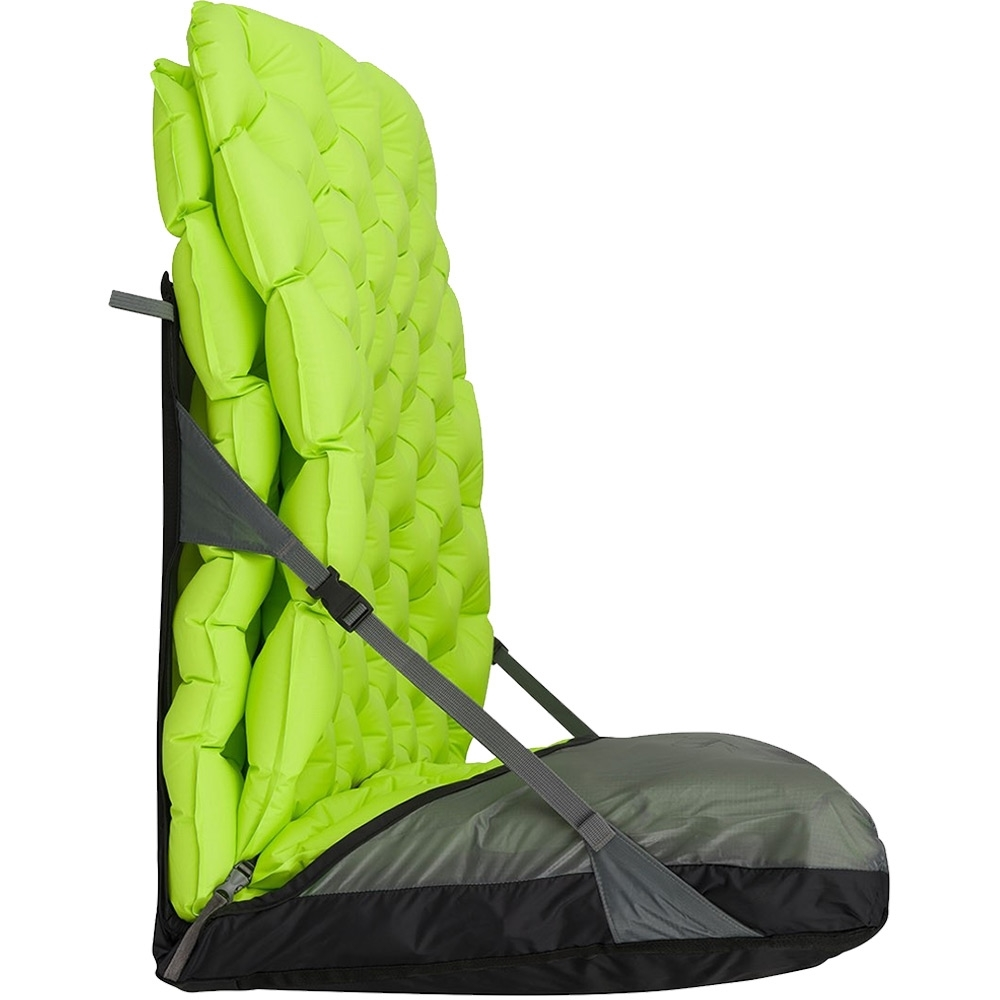 Sea to-Summit Large Air Chair - Side view