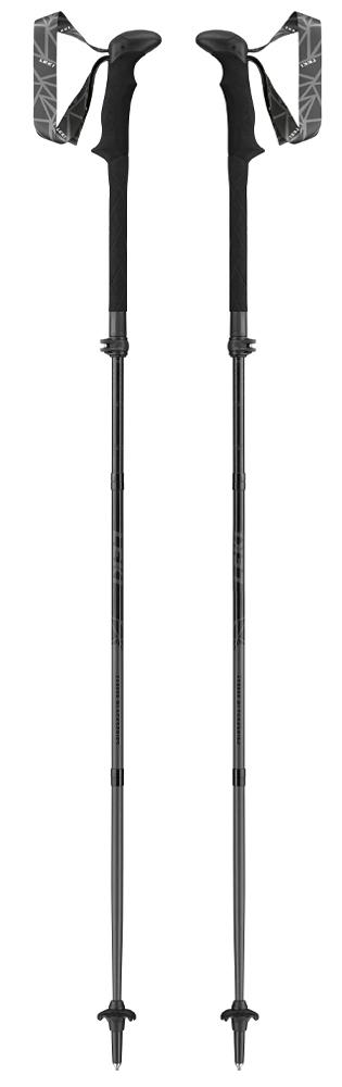 Leki Black Series MVC Micro Vario Carbon Trekking poles