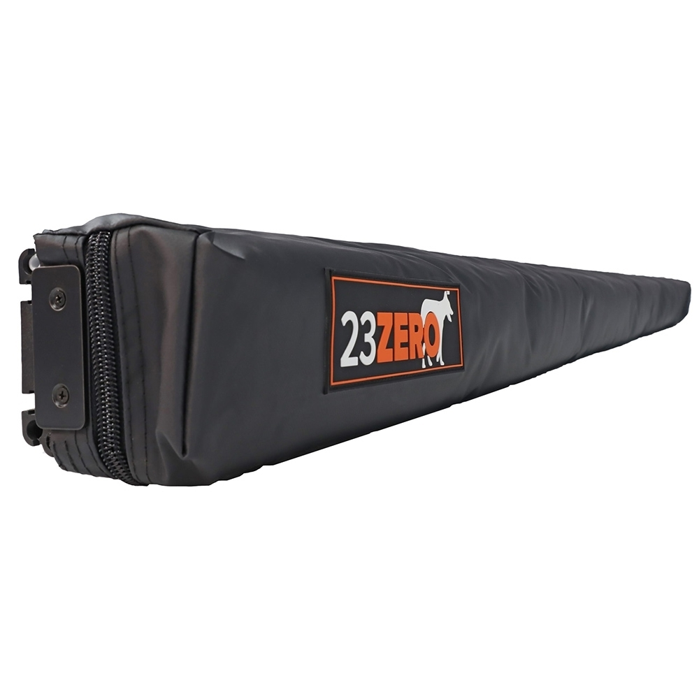 23ZERO Raven 2500 Side Pull Out Awning with LST 2.5 x 2.5m - 600gsm laminated PVC transit cover