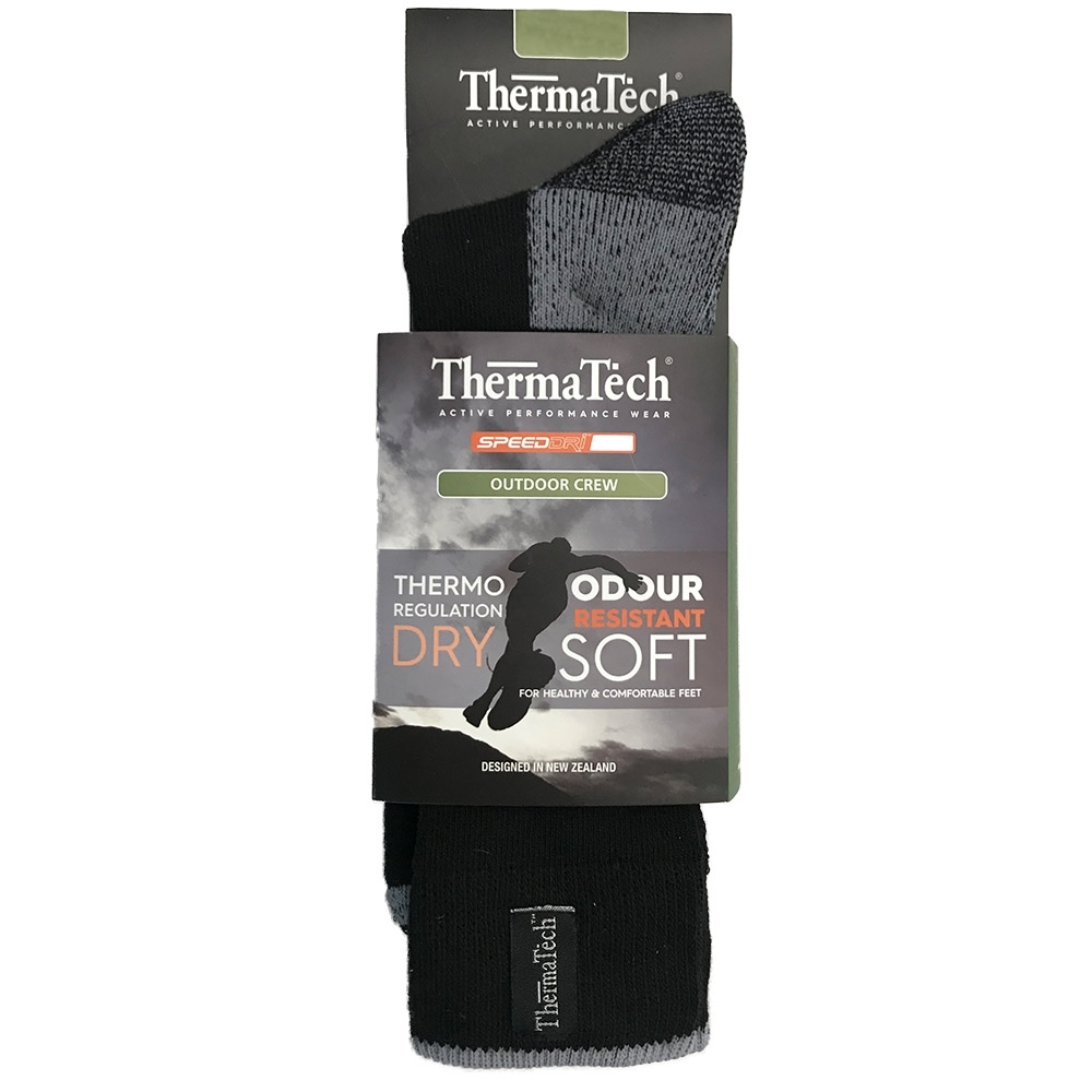 ThermaTech Outdoor Crew Sock
