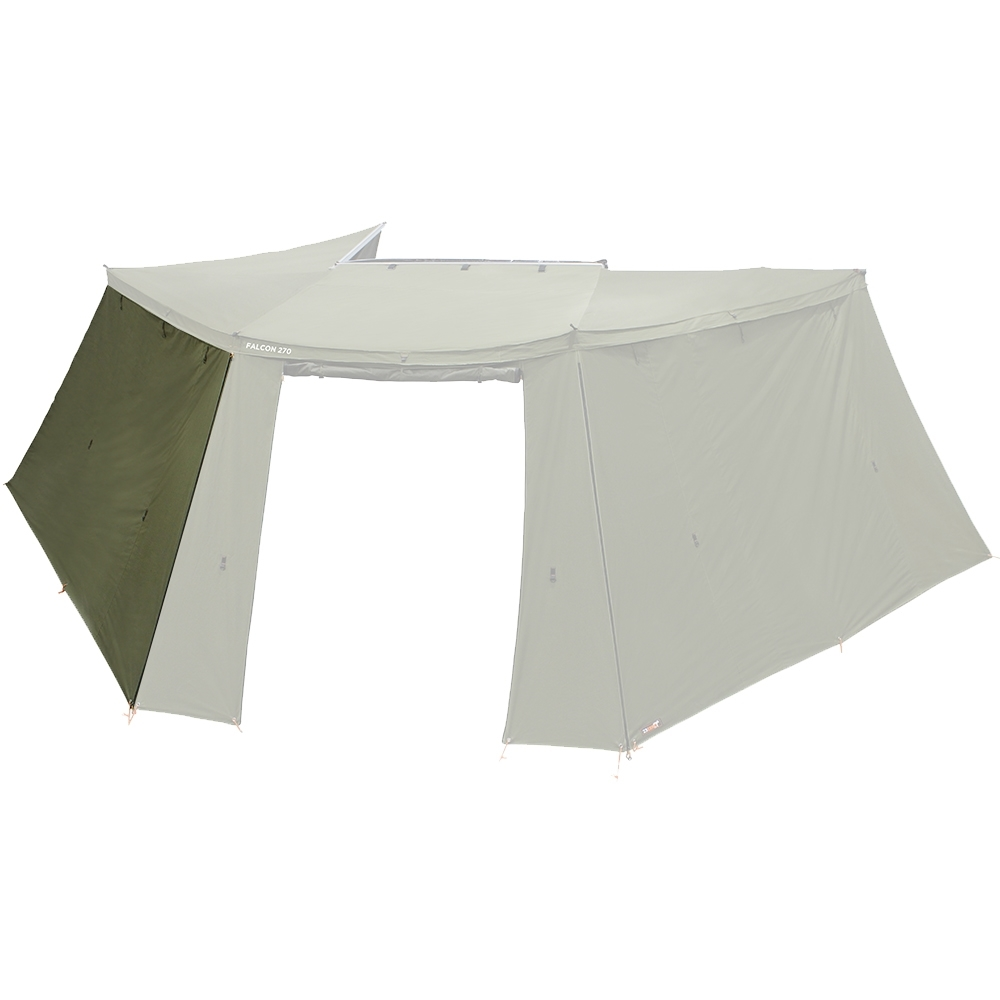 23ZERO Falcon 270 Awning Wall B Driver Side