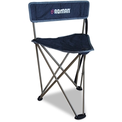 Roman Anywhere Stool - Blue