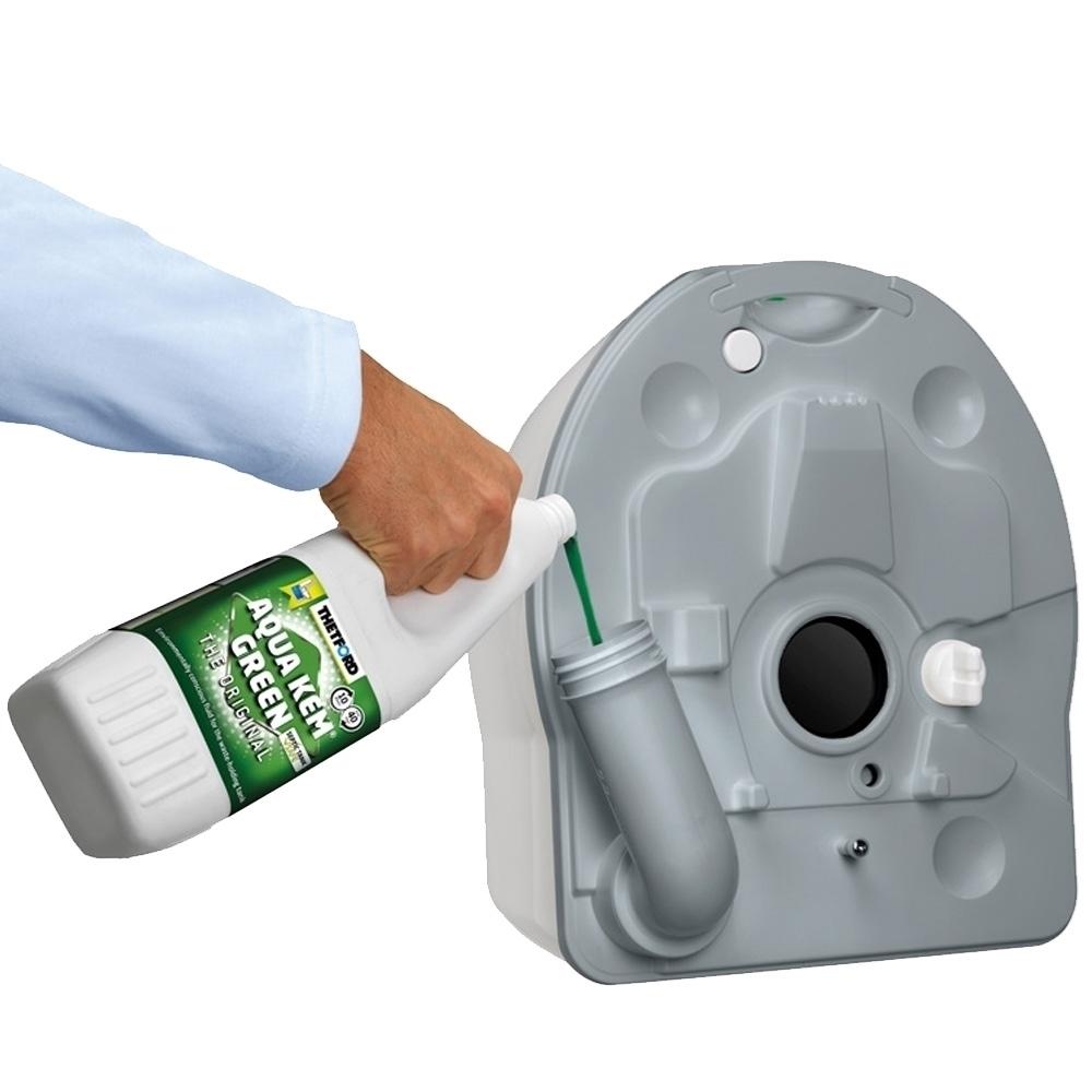Thetford Porta Potti 565E Electric Pump - Easy holding tank filling