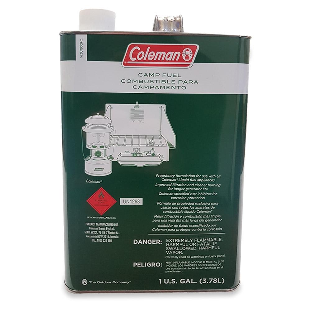 Coleman Camp Fuel