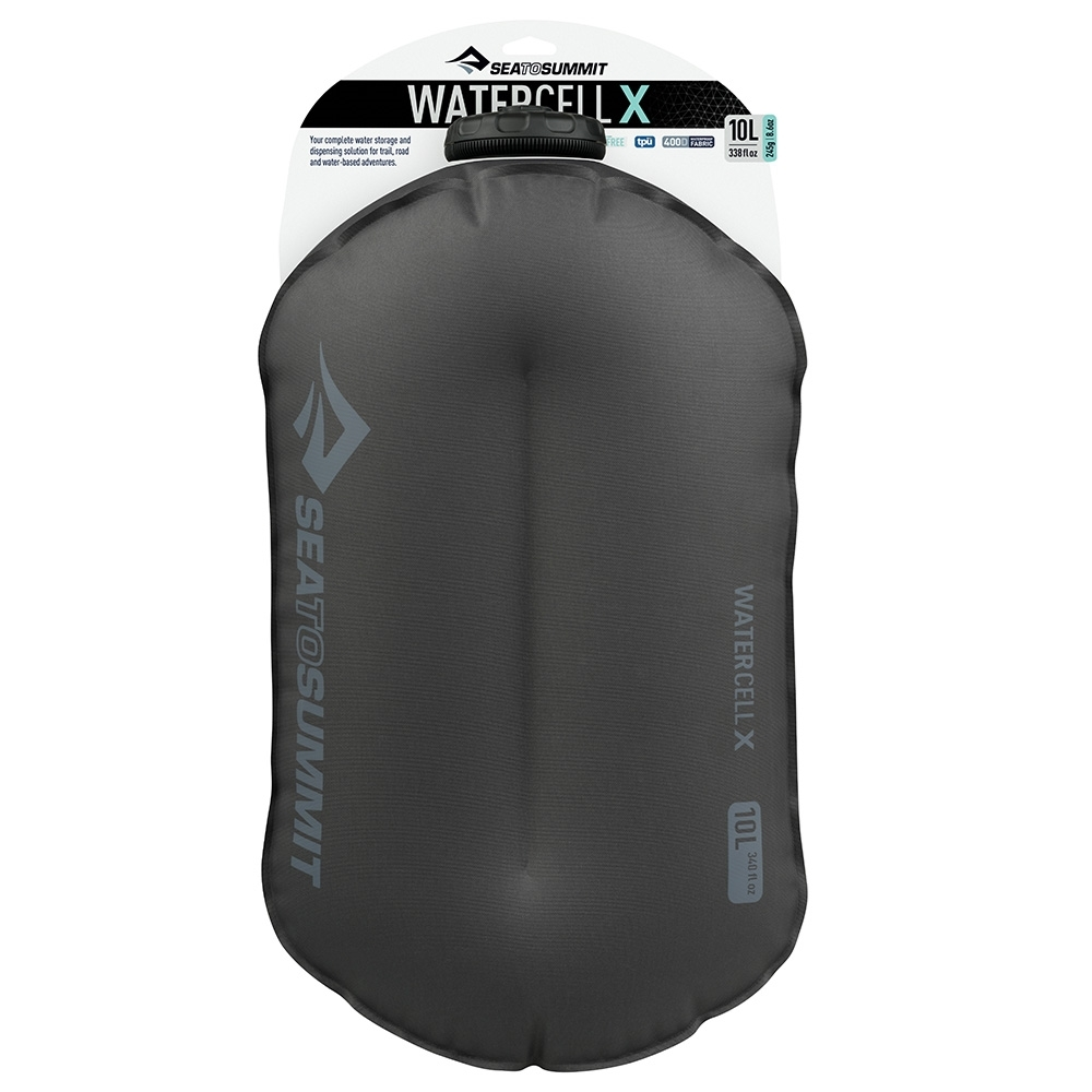 Sea To Summit Watercell X 10L Water Storage - Packaging