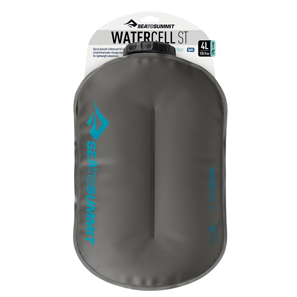 Sea To Summit Watercell ST 4L Water Storage - Packaging