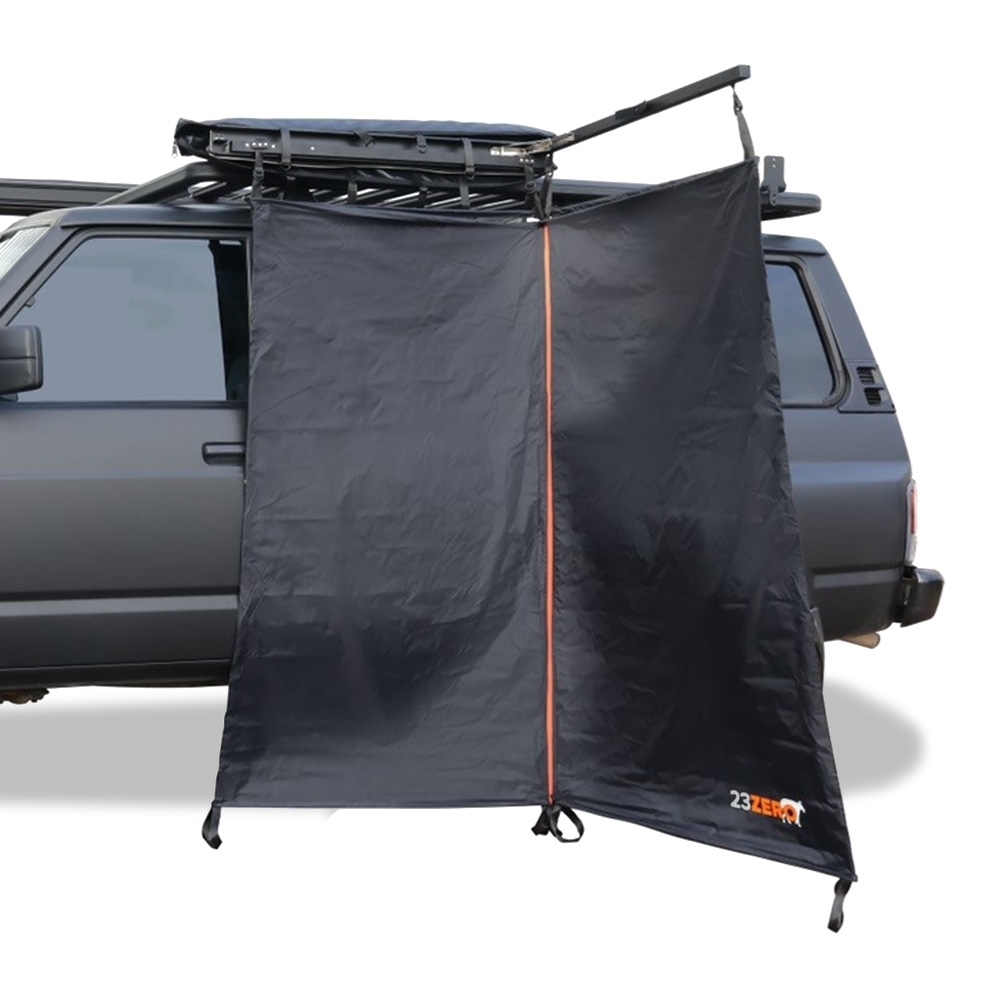23ZERO Shower Tent - Unfolding tent for instant privacy
