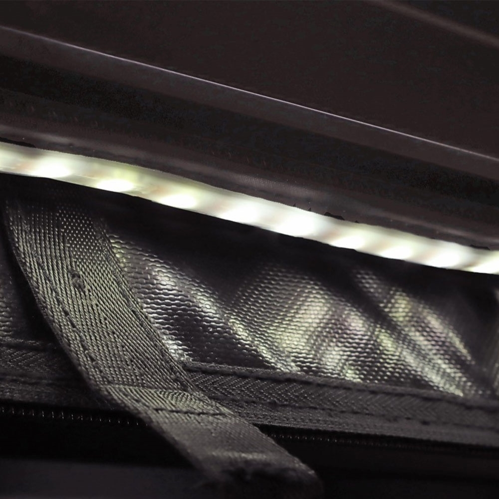 23ZERO Shower Tent - USB Built in led lighting