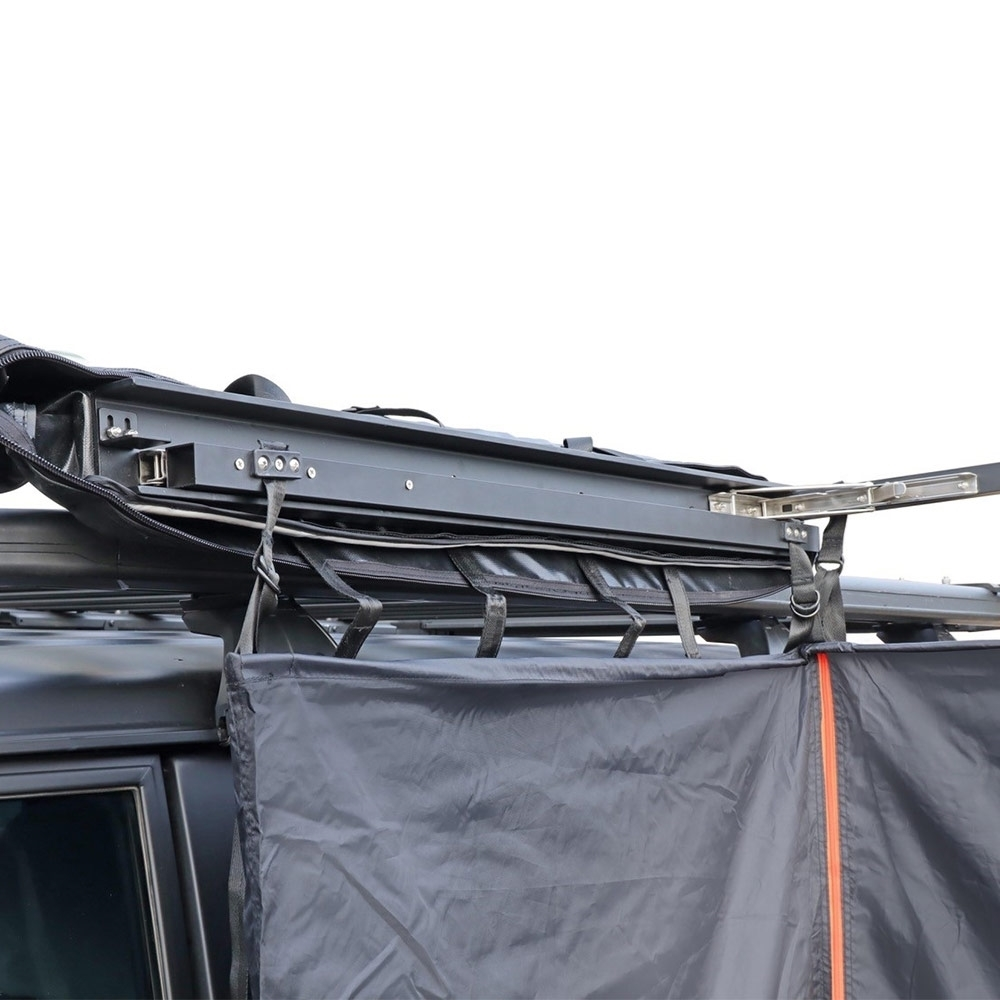 23ZERO Shower Tent - Aluminium rafter arms and mounting profile