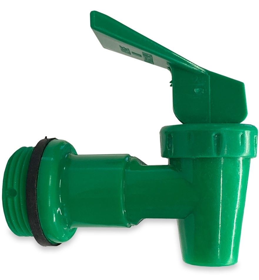 Makin Tracks H2O Jerry Can Tap Lever Action - Green